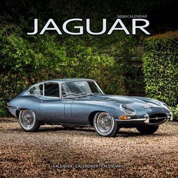 Calendário 2020  Jaguar