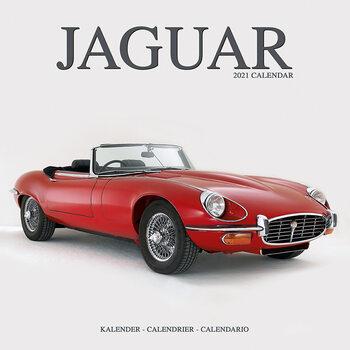 Calendário 2021 Jaguar