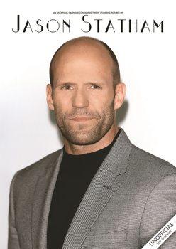 Calendário 2017 Jason Statham