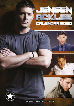 Calendário 2020  Jensen Ackles