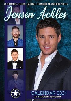 Calendário 2021 Jensen Ackles