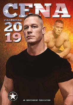 Calendário 2019  John Cena