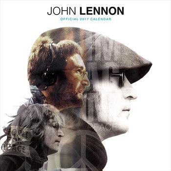 Calendário 2017 John Lennon