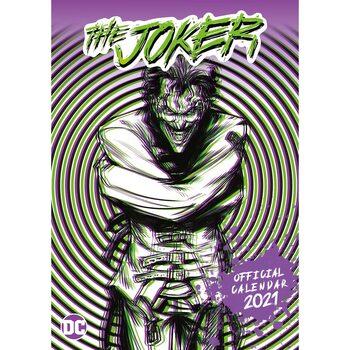 Calendário 2021 Joker