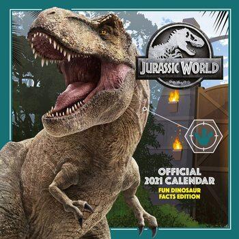 Calendário 2021 Jurassic World
