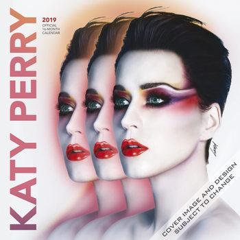 Calendário 2019  Katy Perry