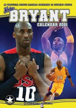 Calendário 2021 Kobe Bryant