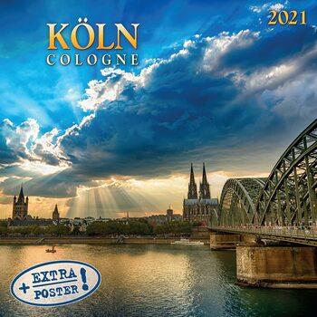 Calendário 2021 Köln