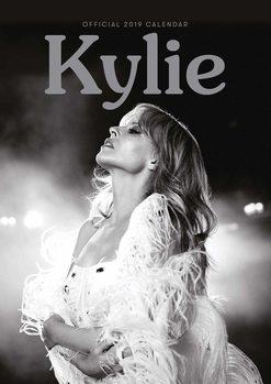 Calendário 2019  Kylie