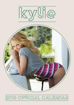 Calendário 2018 Kylie Minogue