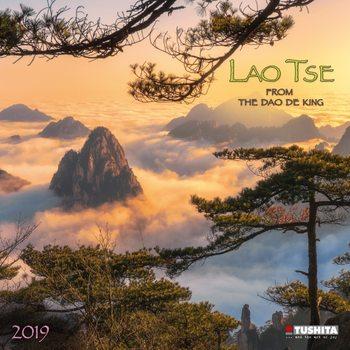 Calendário 2019  Lao Tse