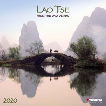 Calendário 2020  Lao Tse