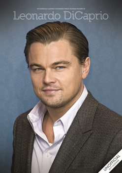 Calendário 2017 Leonardo DiCaprio