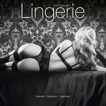 Calendário 2019  Lingerie