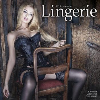 Calendário 2020  Lingerie