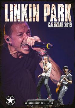 Calendário 2019  Linkin Park