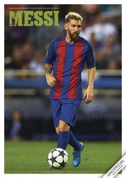 Calendário 2018 Lionel Messi
