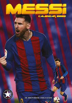 Calendário 2020  Lionel Messi