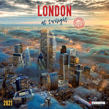 Calendário 2021 London at Twilight