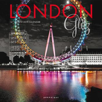 Calendário 2020  London - Glitz
