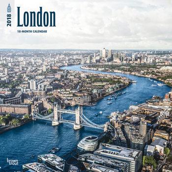 Calendário 2018 London