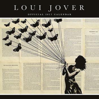 Calendário 2017 Loui Jover