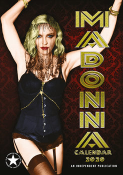 Calendário 2020  Madonna
