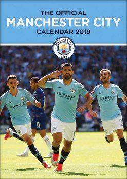 Calendário 2019  Manchester City