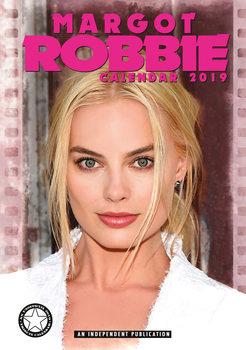 Calendário 2019  Margot Robbie