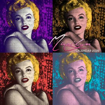 Calendário 2018 Marilyn Monroe