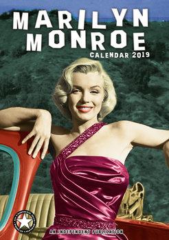 Calendário 2019  Marilyn Monroe