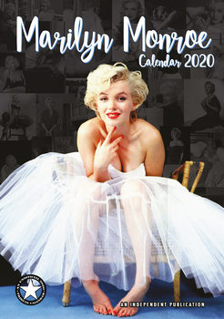 Calendário 2020  Marilyn Monroe