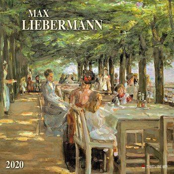 Calendário 2020  Max Liebermann