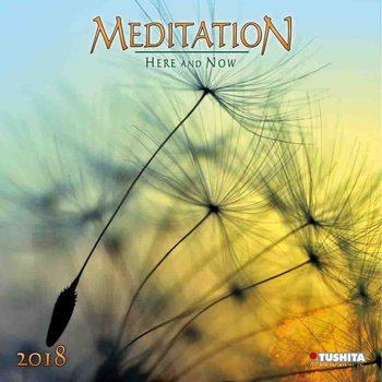Calendário 2018 Meditation