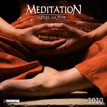 Calendário 2020  Meditation
