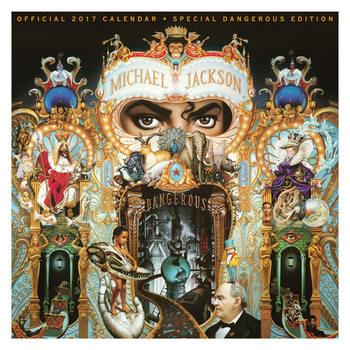 Calendário 2017 Michael Jackson
