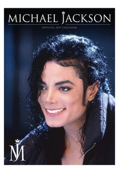 Calendário 2019  Michael Jackson