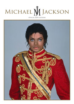 Calendário 2020  Michael Jackson