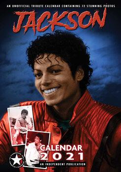 Calendário 2021 Michael Jackson