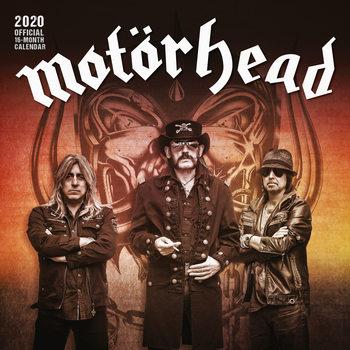 Calendário 2020  Motorhead