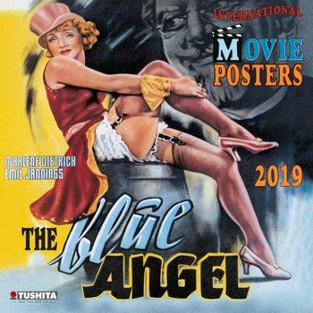 Calendário 2019  Movie Posters