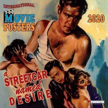 Calendário 2021 Movie Posters
