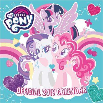 Calendário 2020  My Little Pony  Movie