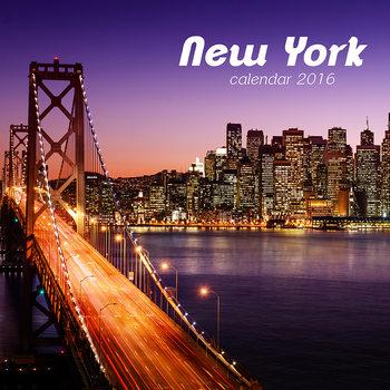 Calendário 2018  New York