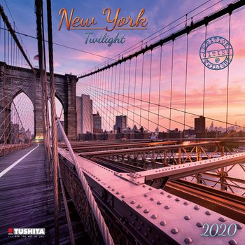 Calendário 2020  New York