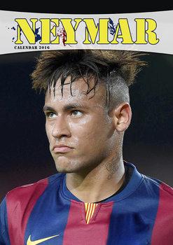 Calendário 2018 Neymar