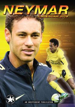 Calendário 2019  Neymar