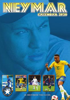Calendário 2020  Neymar