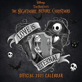 Calendário 2021 Nightmare Before Christmas