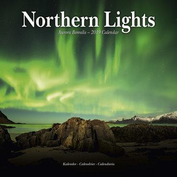 Calendário 2019  Northern Lights